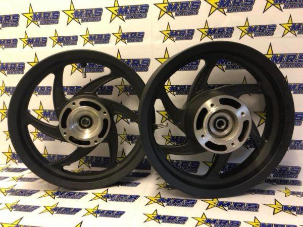 "Mobster Wheels 2.15"" Front & 2.75"" Rear"