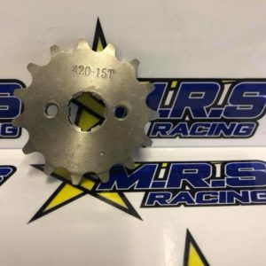Pitbike 420pitch Front Sprocket 15t,16t & 17t