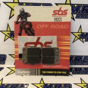 Honda CRF150 Carbon SBS Pads