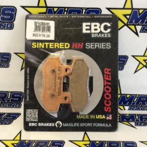 EBC Sintered Twinpot Brake Pads