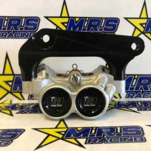 Honda CRF150 Formula 4 Pot Caliper and Bracket