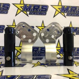M.R.S Racing Peg Risers and Pegs